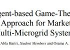 A Multiagent-based Game-Theoretic and Optimization Approach for Market Operation of Multi-Microgrid Systems