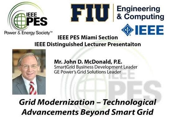 "IEEE IS HOSTING! DLP Announcement : ""Grid Modernization"