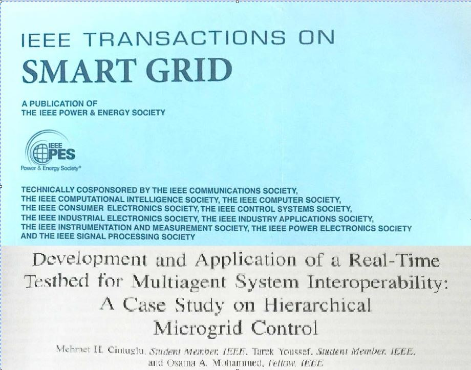 Real-Time Testbed for Multiagent System