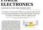 A Family of Three-Port Three-Level Converter Based on Asymmetrical Bidirectional Half-Bridge Topology for Fuel Cell Electric Vehicle Applications